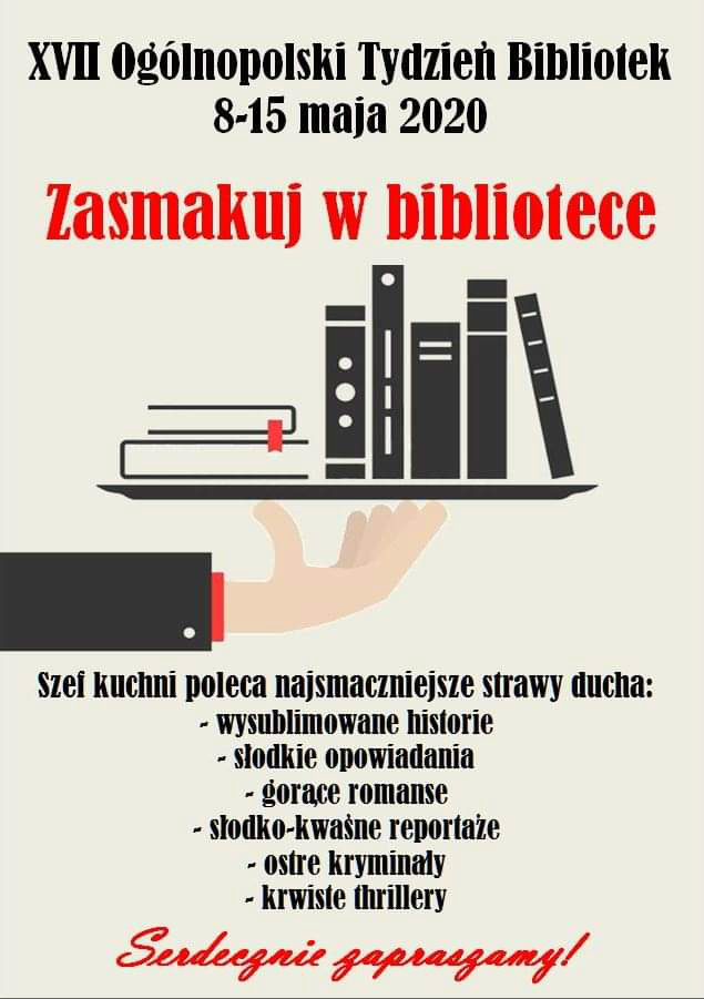 Zasmakuj w bibliotece