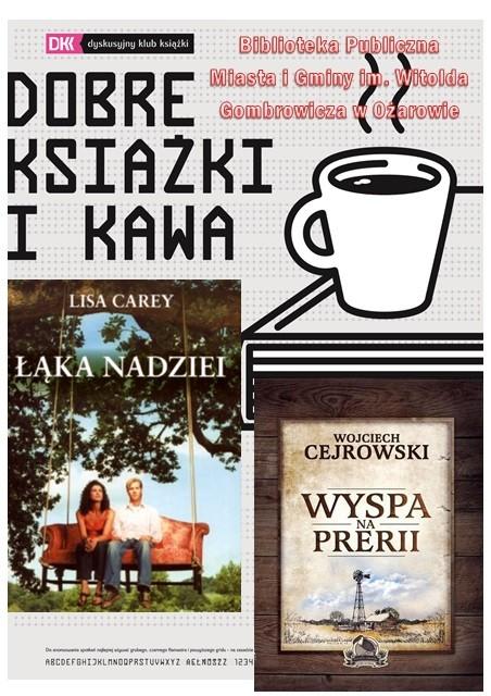 Dobre książki i kawa